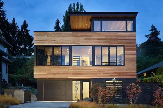 External Wood Coating